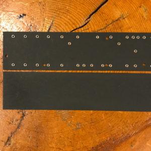 5E3 Tweed Deluxe Fiber board 2 Pieces